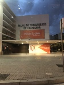 Magento Live Europe in Barcelona