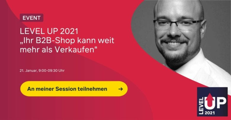 Fachkonferenz E-Commerce Level UP 2021